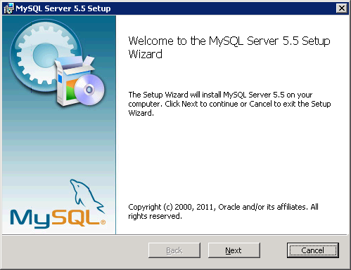 Install MySQL on Windows - 1