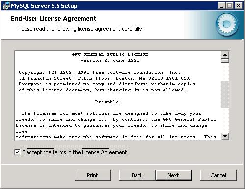 Install MySQL on Windows - 2