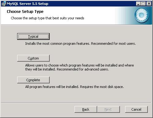 Install MySQL on Windows - 3