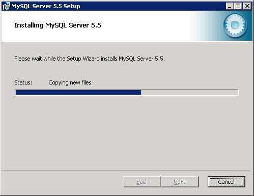 Install MySQL on Windows - 5