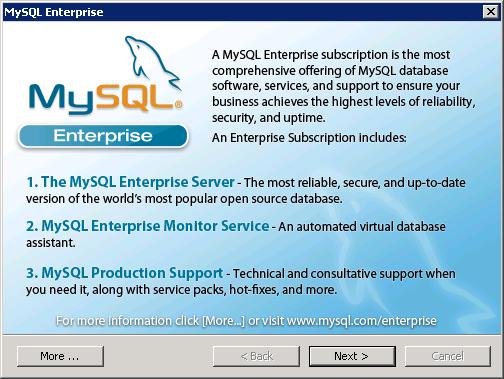 Install MySQL on Windows - 6