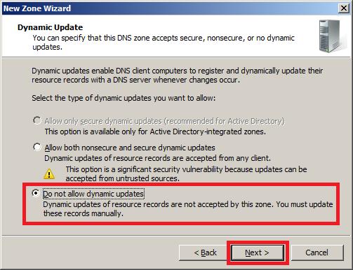 windows server 2003 dnsmgmt msc 32